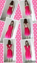 Vestido Rouge