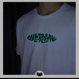 Camiseta barata Overcome Woods