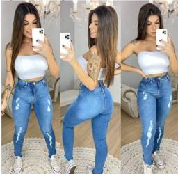 calças jeans feminina no atacado