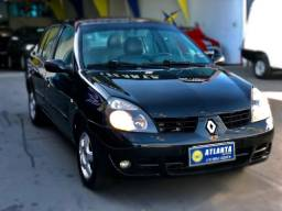 Título do anúncio: Renault Clio Sedan Privilége 1.6 16V (flex)