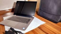 Notebook i7 7500 2 em 1(Vira tablet)