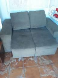 Sofa retrátil 2 lugares.entrego.