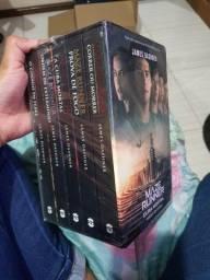Box Maze Runner 5 livros