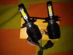 Lâmpadas LED H4 6000k
