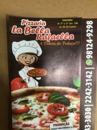 Contratamos pizzaiolo com (experiência )