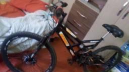 Bike praticamente zerada
