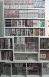 Mangás - Várias Coleções e edições