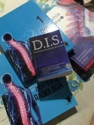 Kit livros de radiologia