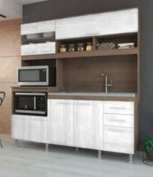 Cozinha compacta nova-entrego
