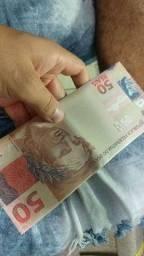 Carteira porta documentos notas de dinheiro Cédulas..