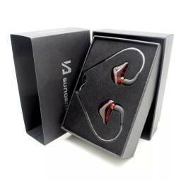 SE-950 sunorm Original Fone de Ouvido para retorno de palco