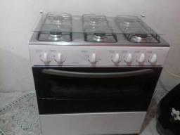 Vendo fogão 6 bocas conservado