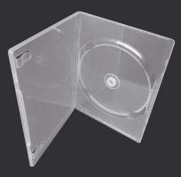500 Capa Caixa Box DVD