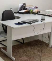 Mesa escritório L