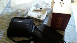 Projetores Epson X12 Full HD e Benq MX660 full HD 3D