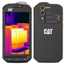 Smartphone Caterpillar Cat s60 3GB32GB lte Dual Sim Tela 4.7'' Câm.13MP+5MP Pretos