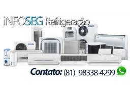 Instalação de Ar Condicionado, Manutenção, Limpeza