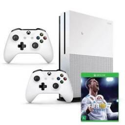Xbox One S - Vendo ou troco p/ ps 4 slim