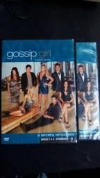 3° Temporada de Gossip Girl Completa