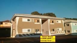 Residencial Quality, apartamento 02 qts e com varanda, próximo mercado, paradas e mercado