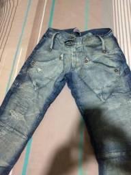 Calças jeans N°42 masculina pouquíssimas usadas