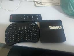Android box tv tomate 4k
