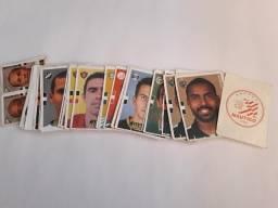 Figurinhas Campeonato Brasileiro 2008