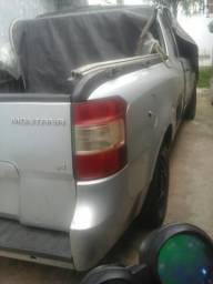 Troco por carro fechado ou honet 600 - 2012