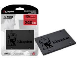 Hd SSD 240gb Sata 3 Kingston Novo Lacrado
