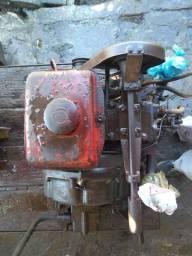 Motor Yanmar NSB 50, com reversao e bomba dagua