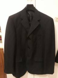 Terno 48 cia do terno Premium + camisa e gravata ótima qualidade!