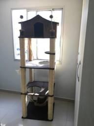 Torre arranhador para gatos