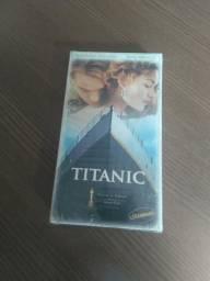 Fita VHS Titanic - Lacrada