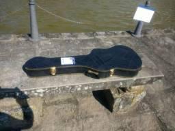 Case flat para violão ou guitarra