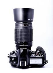 Nikon D200 + lente 70-300mm