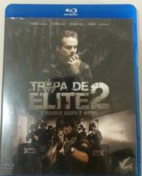 Blu Ray - Tropa de Elite 2 - O inimigo agora é outro