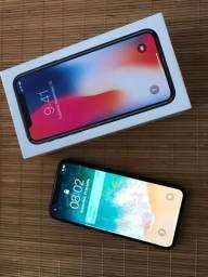 IPhone X 64Gb space gray Original Novo