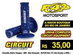 Manopla Circuit Jupiter Azul