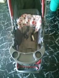Carrinho de bebê +bebe conforto cosco