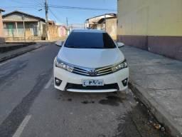 Corolla XEI 2.0 14/15 km 20 rodando. - 2015