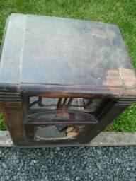 Caixa radio antigo zenith tombstone