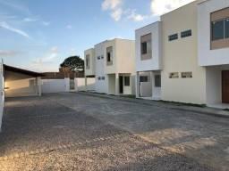 Casa duplex, 100% financiada para venda com 72 metros quadrados e 2 quartos em Parnamirim