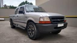 Ranger XL 4x4 Diesel - Completa - Ano 2001 - 2001