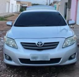 Corolla 2009 Automático em ótimo estado - 2009