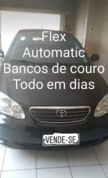 Vendo Corolla XLI automatic - 2008
