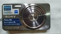 Câmera Cyber Shot Sony