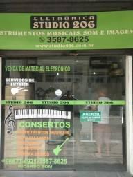 Conserto de instrumentos musicais
