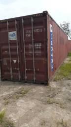 Container de 6 e 12 metros a partir de R$ 5500,00