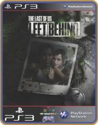 Título do anúncio: Ps3 Left behind - The last of us