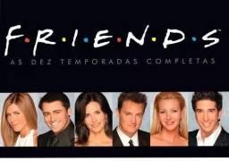 Box Friends 1° a 10° temporada, nunca usado!